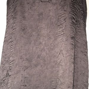 Everly Tops - Gray 03 Everly Crushed Fabric Racer Back Tank Top